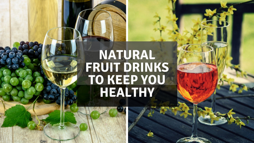 Natural Fruit Drinks To Keep Your Skin And Body Healthy