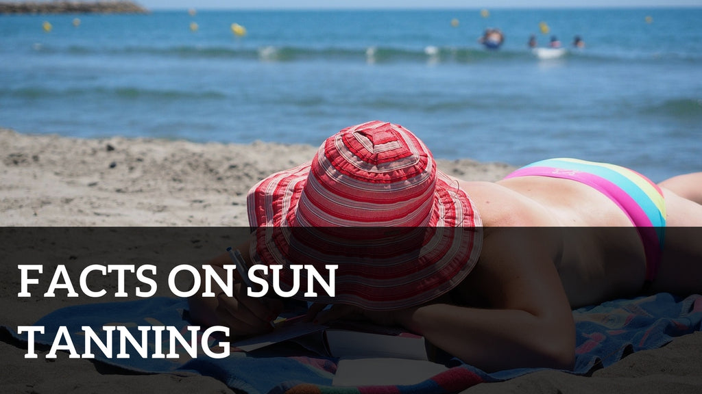 Is Sun Tanning Good For You? Tips And Facts For A Healthy Sun Tan