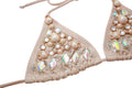 Paris Pearl Crystal Swimsuit