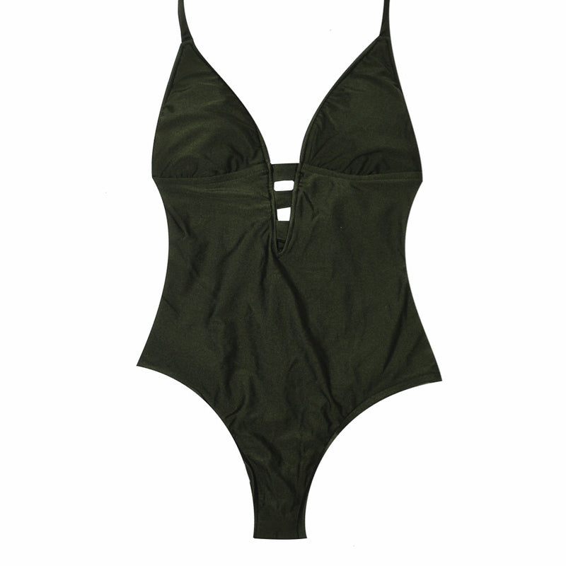 dark-green-swimwear