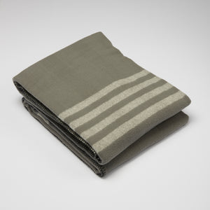 Beach Stripe Grey/Natural (Queen)