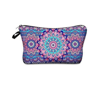Cosmetic bag Mandala - AQUALUZZA