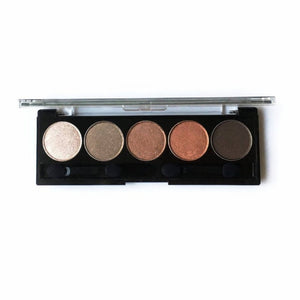 EYESHADOW x 5 MOROCCAN SAND - AQUALUZZA