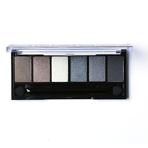 EYESHADOW X 6 SMOKEY NEUTRALS - AQUALUZZA