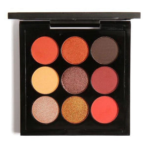 EYESHADOW x 9 BRONZE - AQUALUZZA