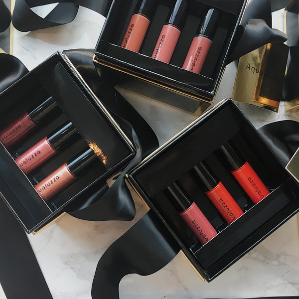 MINI LIP SET CELEBRATE - AQUALUZZA