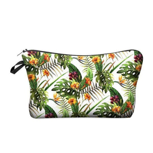 TROPICAL COSMETIC BAG - AQUALUZZA