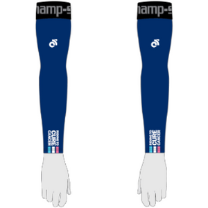 Tour de Cure Fleece Arm Warmers