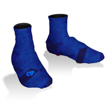 Tour de Cure Fleece Shoe Covers