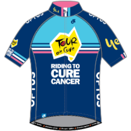 Tour de Cure Optus Jersey - Children