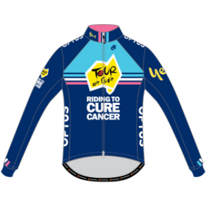 Tour de Cure Winter Jackets