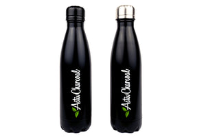 ActivCharcoal drink bottle