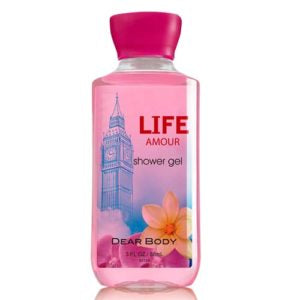 LIFE AMOUR /Shower gel/