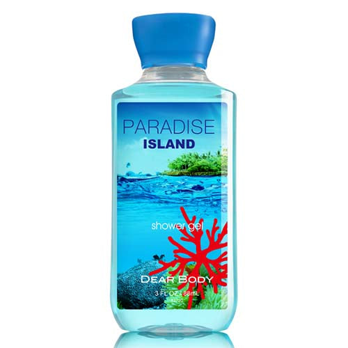 PARADISE ISLAND /Shower gel/