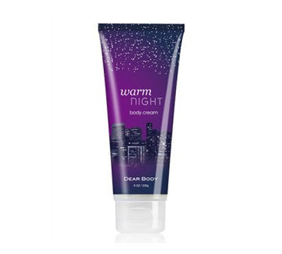 WARM NIGHT /Body cream/
