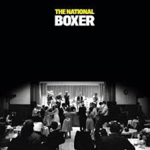 The National: Boxer (Vinyl LP)