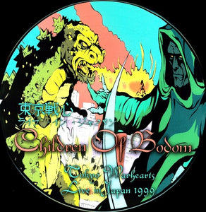 Children of Bodom: Tokyo Warhearts Live [Limited Edition] [Picture Disc] (Vinyl LP)