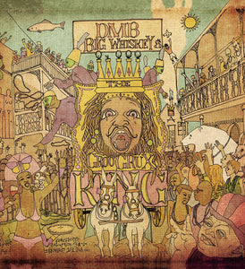 Dave Matthews: Big Whiskey and The Groogrux King (Vinyl LP)