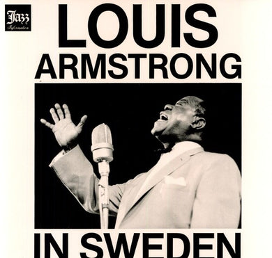 Louis Armstrong: In Sweden (Vinyl LP)