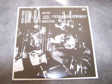 Sun Ra: Strange Strings (Vinyl LP)