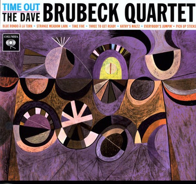 Dave-Quartet Brubeck: Time Out (Vinyl LP)