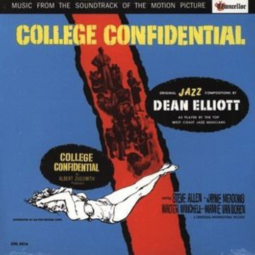 Various Artists: College Confidential (Music From the Soundtrack of the Motion Picture) (Vinyl LP)