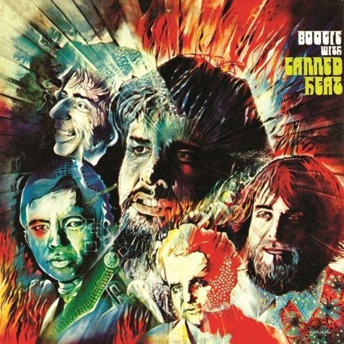 Canned Heat: Boogie with Canned Heat (Vinyl LP)