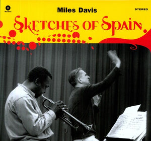 Miles Davis: Sketches of Spain (Vinyl LP)