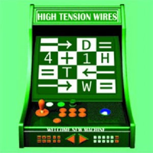 High Tension Wires: Welcome New Machine (Vinyl LP)