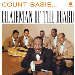 Count Basie: Chairman of the Board (Vinyl LP)