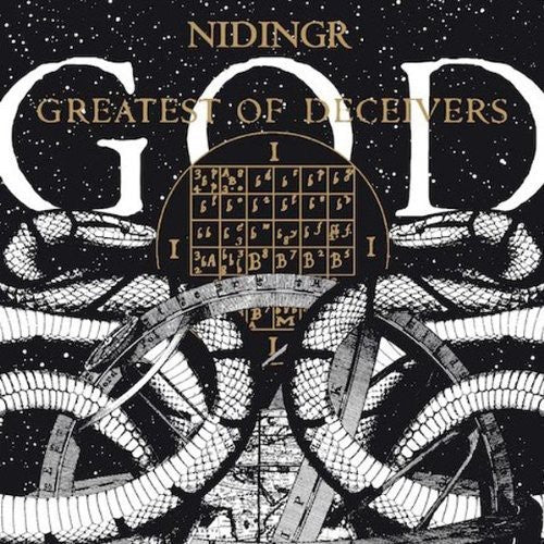 Nidingr: Greatest of Deceivers (Vinyl LP)
