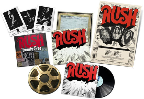 Rush: Rush: Rediscovered (Vinyl LP)