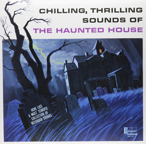 Various Artists: Chilling, Thrilling Sounds Of The Haunted House (Vinyl LP)