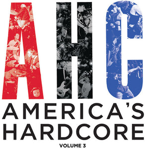 Various Artists: America's Hardcore 3  (Vinyl LP)