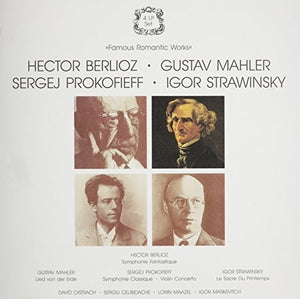 Berlioz: Famous Romantic Works (Vinyl LP)