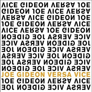 Joe Gideon: Versa Vice (Vinyl LP)