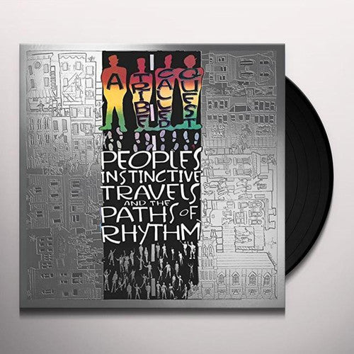 Tribe Called Quest: People's Instinctive Travels and the Paths of Rhythm (25th Anniversary Edition) (Vinyl LP)