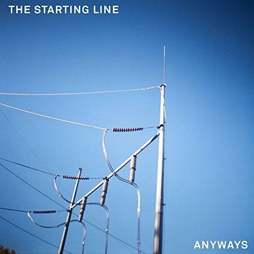 The Starting Line: Anyways (7-Inch Single)