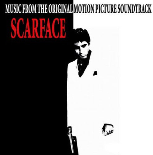 Scarface / O.S.T.: Scarface (Music From the Original Motion Picture Soundtrack) (Vinyl LP)