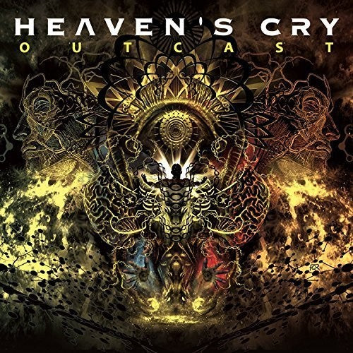 Heaven's Cry: Outcast (Vinyl LP)