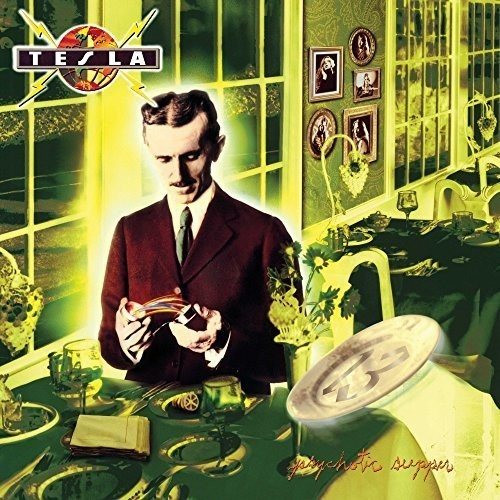 Tesla: Psychotic Supper (Vinyl LP)