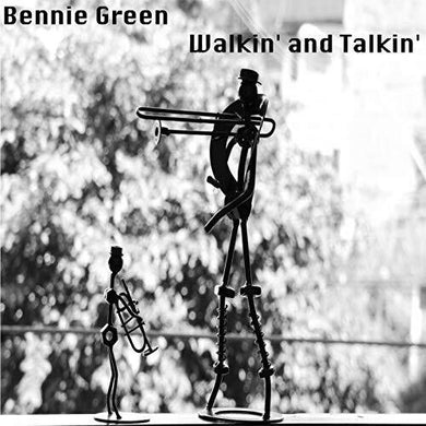 Bennie Green: Walkin & Talkin (Vinyl LP)