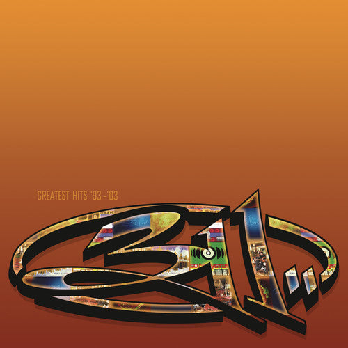 311: Greatest Hits 93-03 (Vinyl LP)