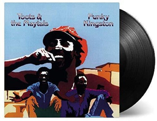 Toots & the Maytals: Funky Kingston (Vinyl LP)