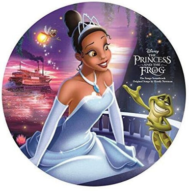 Various Artists: The Princess And The Frog: The Songs (Various Artists) (Vinyl LP)
