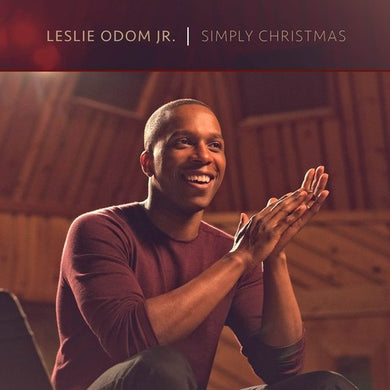 Leslie Odom Jr: Simply Christmas (Vinyl LP)