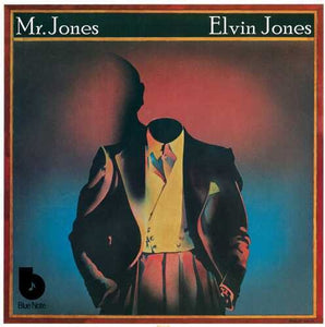 Elvin Jones: Mr. Jones (Vinyl LP)