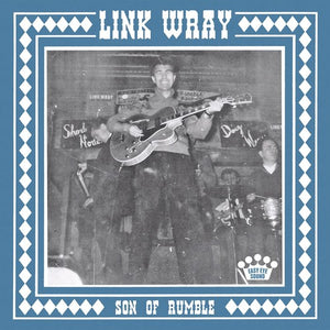 Link Wray: Son Of Rumble (7-Inch Single)