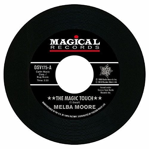 Melba Moore: Magic Touch / It's Torture (7-Inch Single)