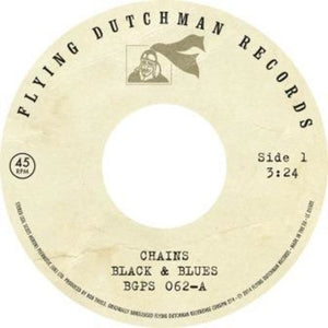 Black & Blues: Chains / A Toast To The People (7-Inch Single)